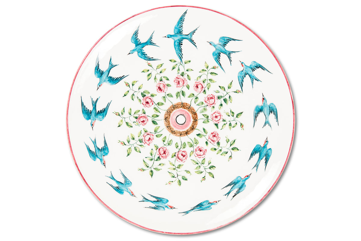 Playplates Swallows Dinner Plates