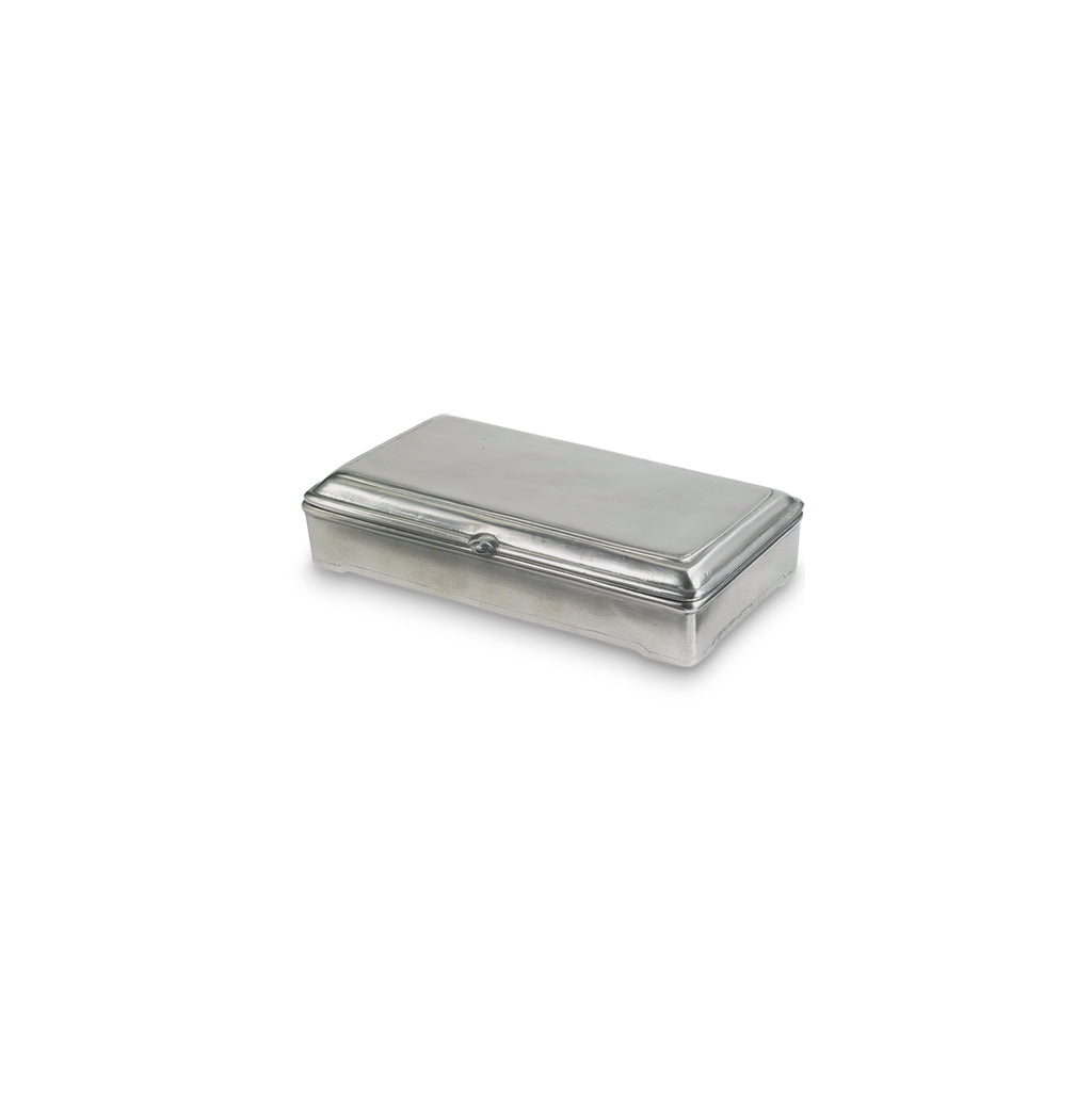 Rectangle Lidded Box
