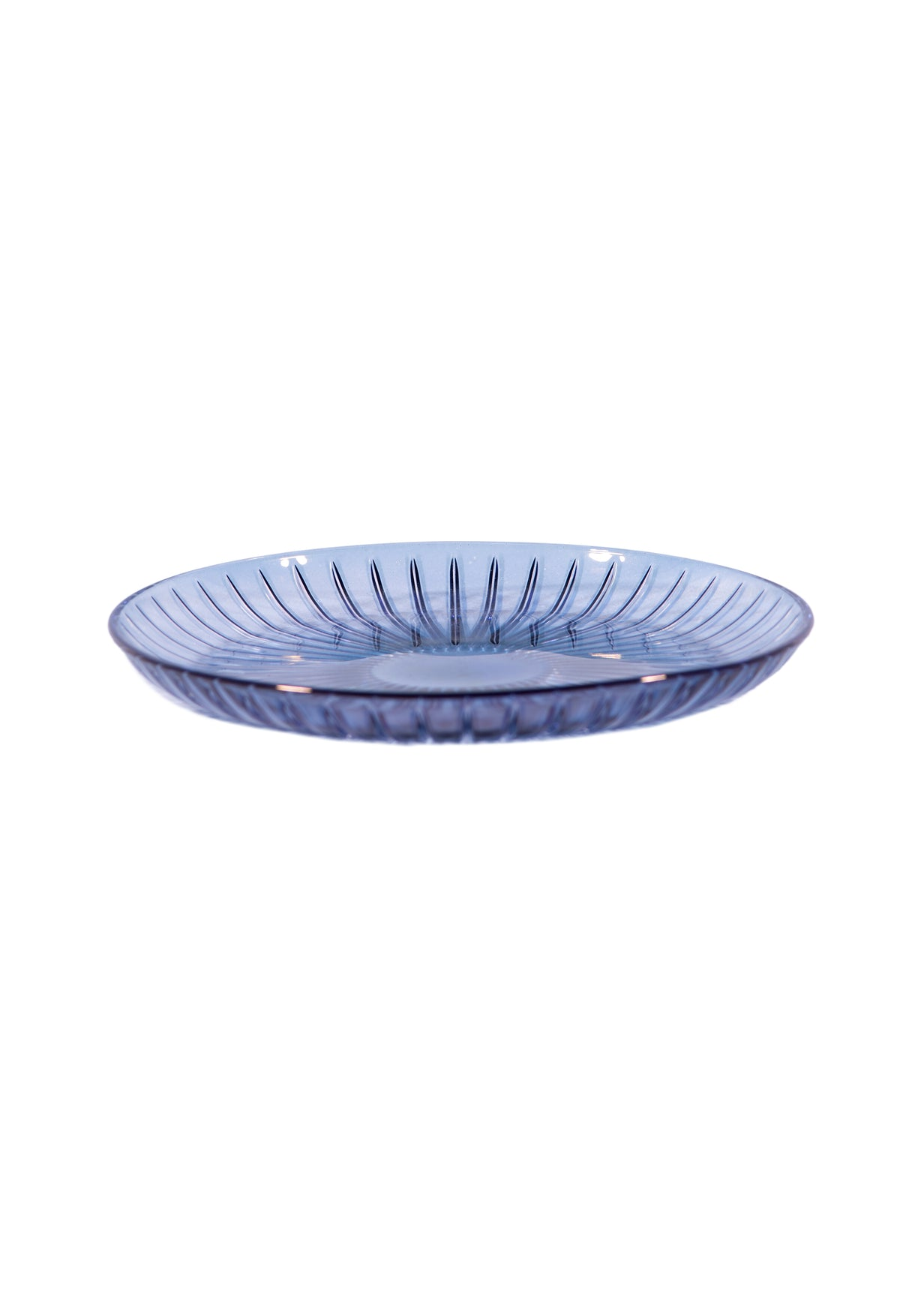 Glass Fruit Plate, Set of 2