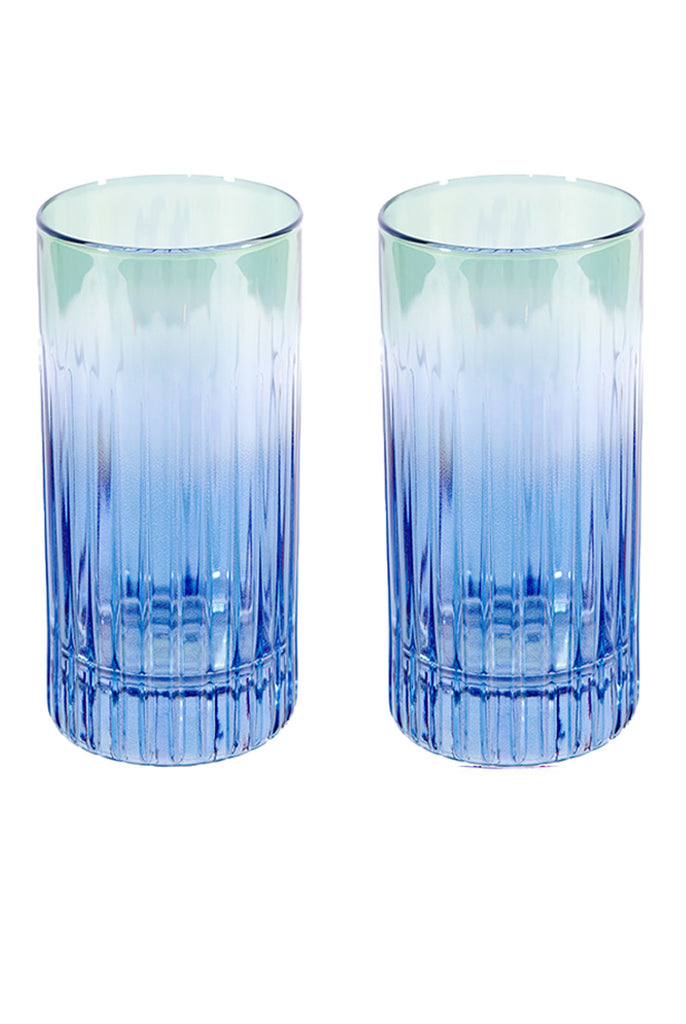 Shade Large Tumbler Glass, Set of 2