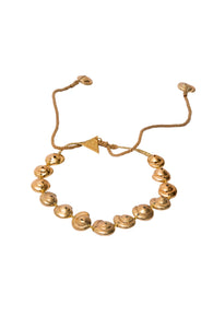 Seashell Gold Choker