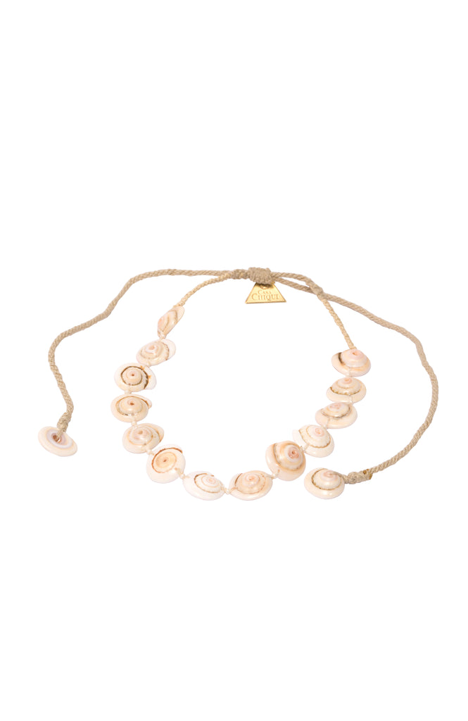 Seashell Natural Choker
