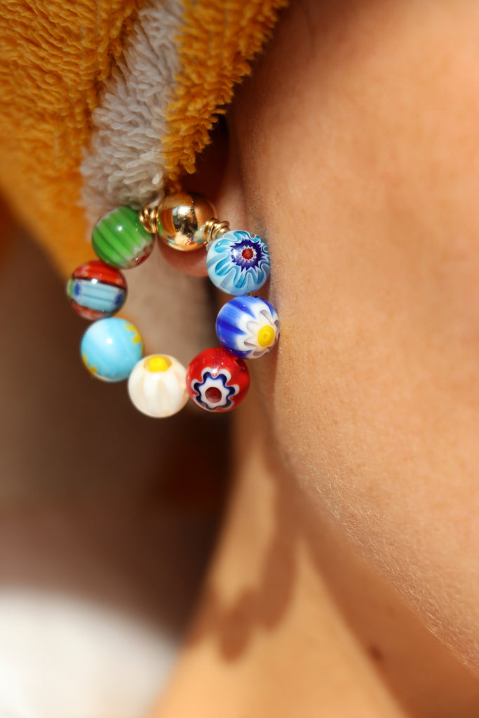Millefiori OG Earrings