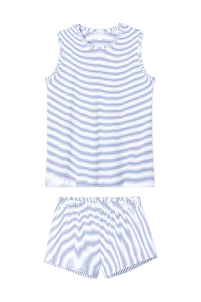 Pima Tank Shorts Set