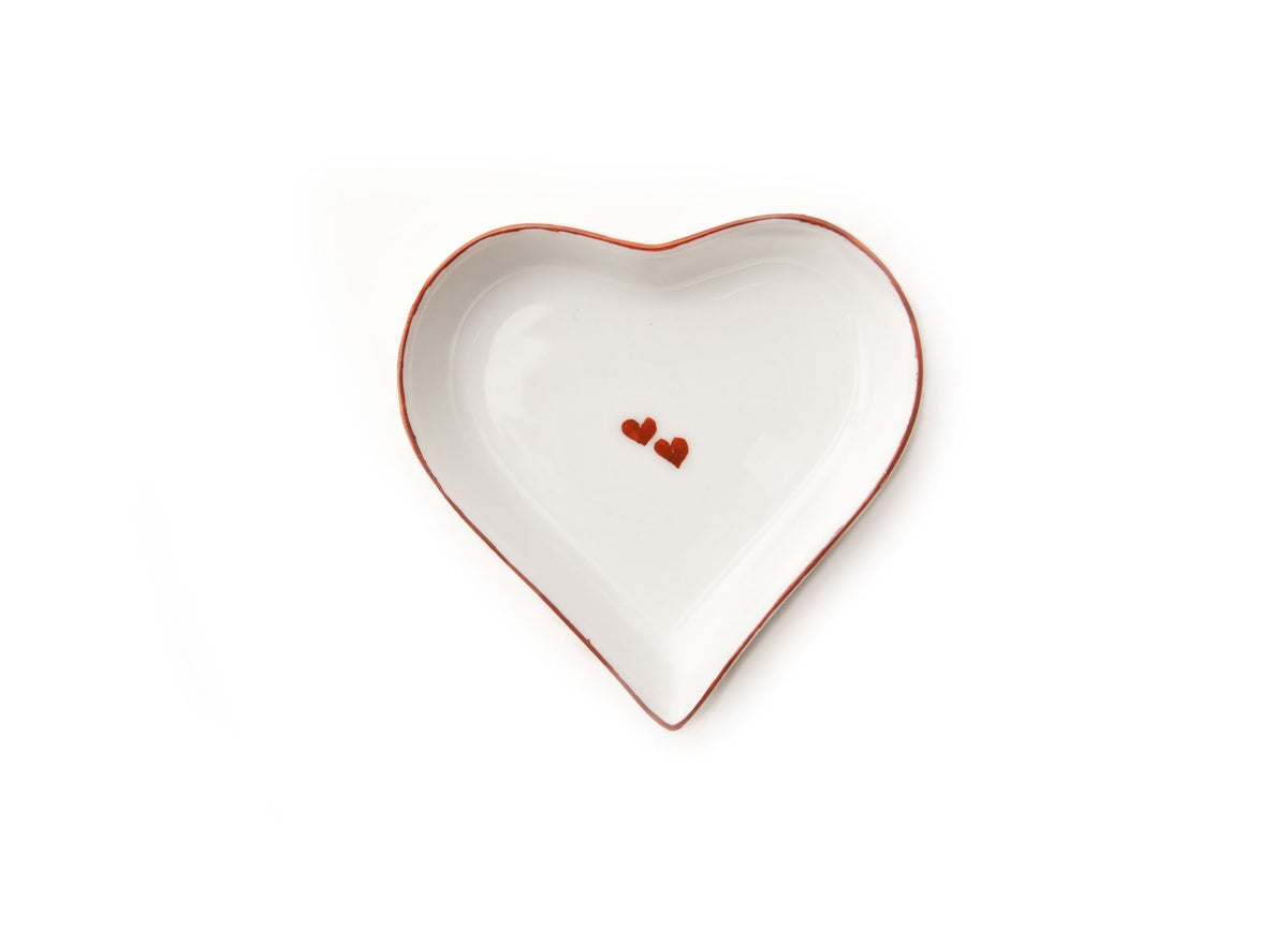 Heart to Heart Ring Dish