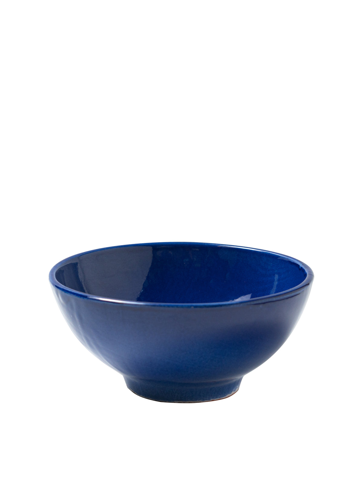 Casa Azul Medium Bowl with Blue Glaze