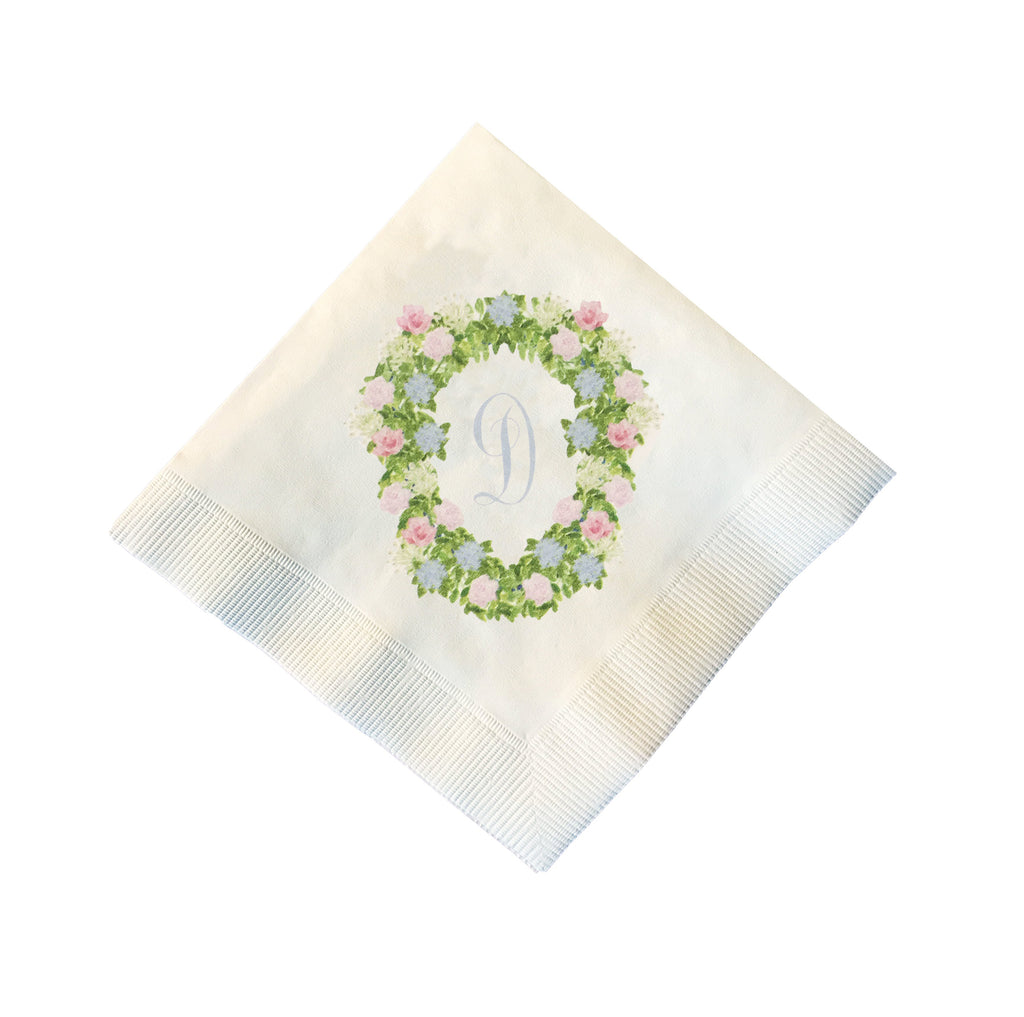 Paper Cocktail Napkins, Set of 100
