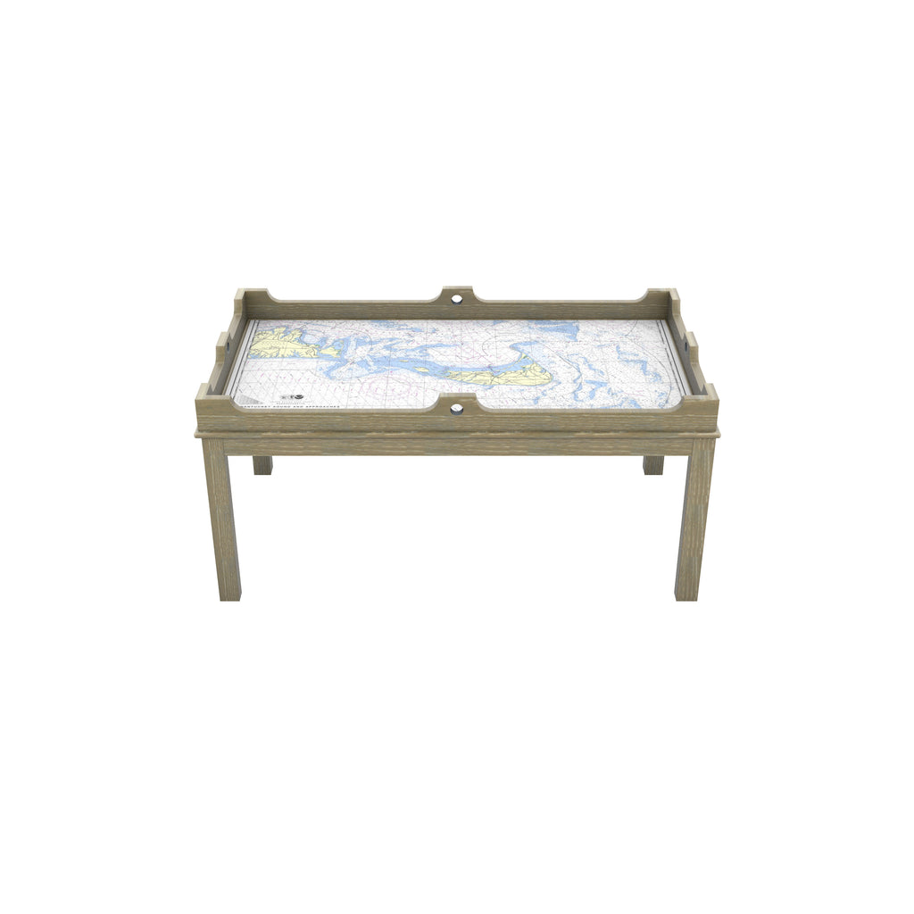 Fenwick Chart Coffee Table