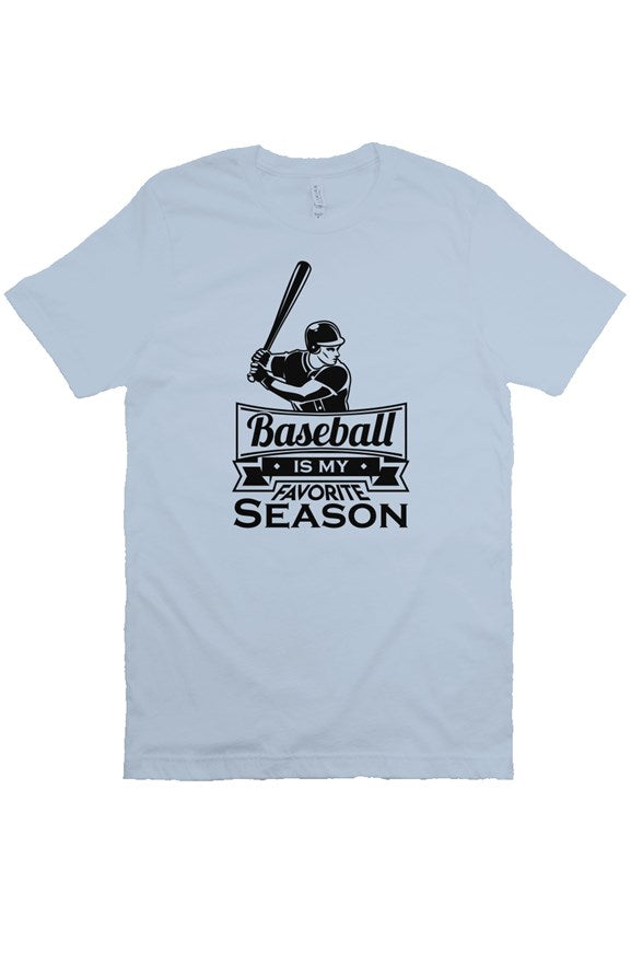 MEN - Favorite Season (Player) Tee - ShopBasesLoaded