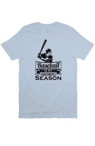 Image of MEN - Favorite Season (Player) Tee - ShopBasesLoaded