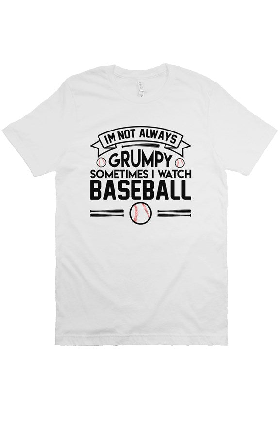 MEN - Not Always Grumpy Tee - ShopBasesLoaded
