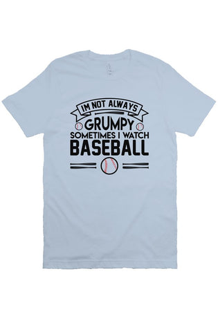 Image of MEN - Not Always Grumpy Tee - ShopBasesLoaded