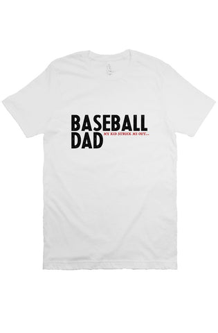 MEN - Baseball Dad Strikeout