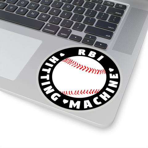 Image of RBI Hitting Machine - Sticker - ShopBasesLoaded