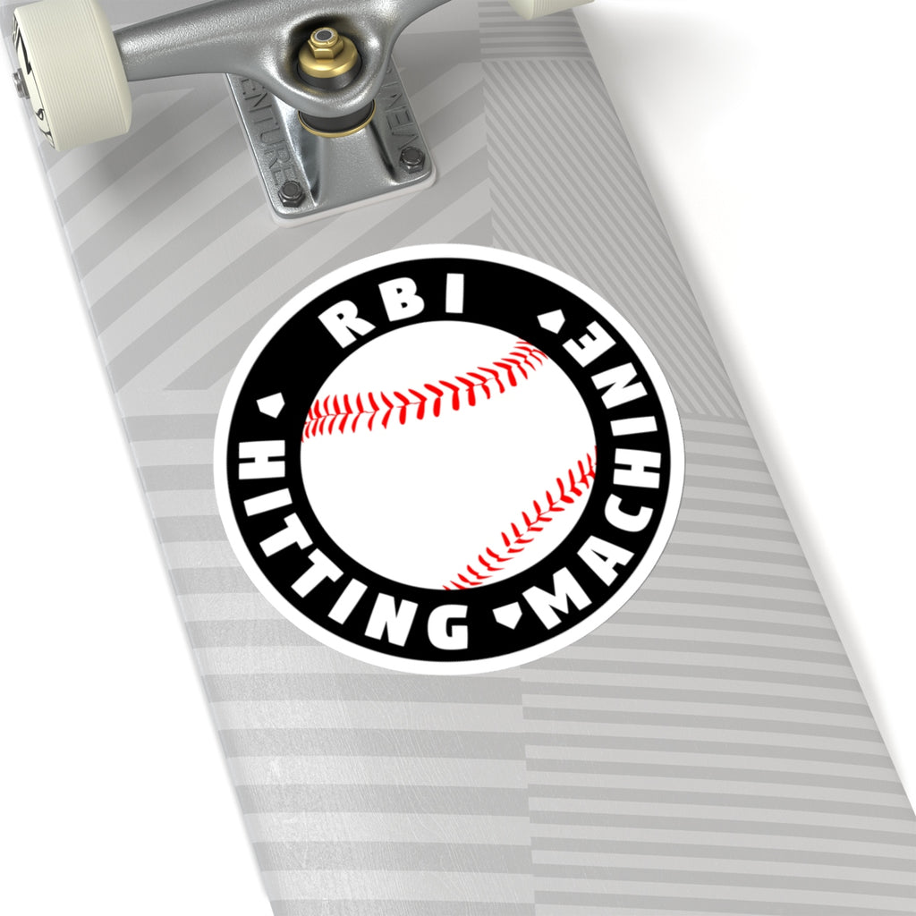RBI Hitting Machine - Sticker - ShopBasesLoaded