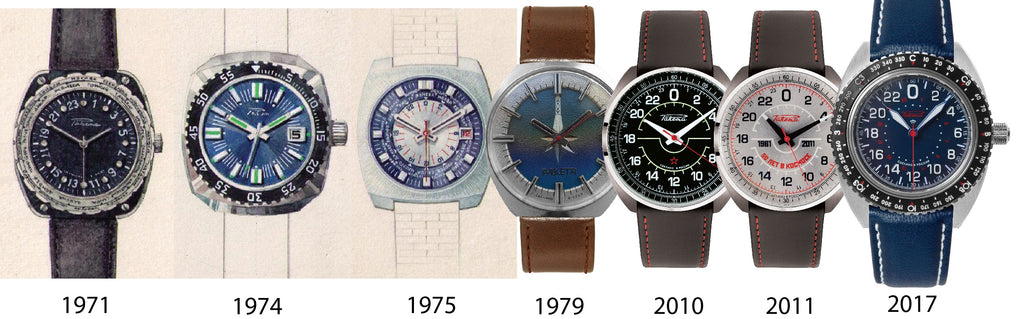 Why the Russian watches are so cheap and so many