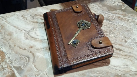 Passport cover - Steampunk - Wallet - Travel Wallet - Document Holder - Mom Gift - GORIANI