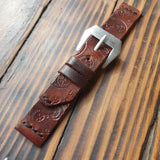 Watch Band Apple 42 series 1 2 3 Apple Watch Strap Leather Apple Watch Band Wearable - GORIANI