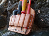 Belt Tool Leather Tools Organizer Craft Supplies Bag Woodworkers - GORIANI