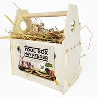 Allpet Tool Box Hay Feeder