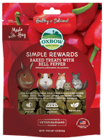 Oxbow Simple Rewards Bell Pepper 85g