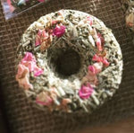 Cleo's Rose Petal Donuts