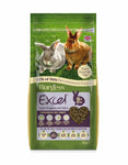 2kg Burgess Excel Light Rabbit Pellets for Overweight Rabbits