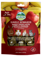 Oxbow Simple Rewards Apple & Banana 85g
