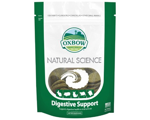 Oxbow Natural Science Digestive Support - 60 Tablets