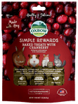 Oxbow Simple Rewards Cranberry 85g