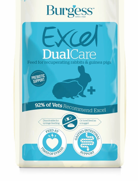 60g Burgess Excel DualCare Recovery Pellets