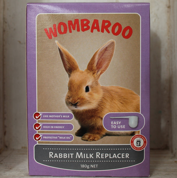Wombaroo Rabbit Milk Replacer