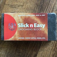 Slick n Easy Grooming Block
