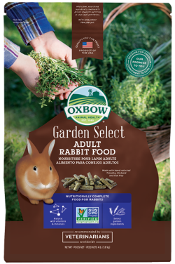 Oxbow Garden Select Rabbit Adult 1.8kg