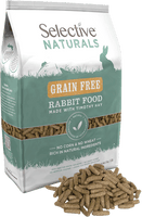 Science Selective Grain Free Rabbit Food 1.5kg