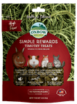Oxbow Simple Rewards Timothy Treats 40g