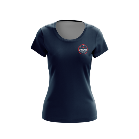 Outlaw Badge Tee - Women's