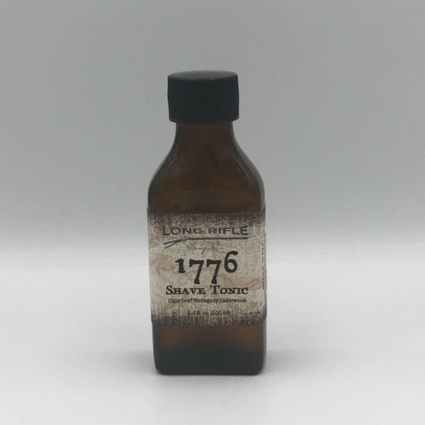 1776 Shave Tonic - by Long Rifle Soap Co.