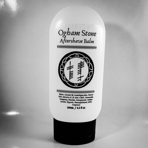 Ogham Stone Aftershave Balm