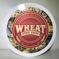Imperial 1804 Shaving Soap - by Wheat State Soaps (Pre-Owned)