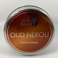 Oud Neroli Shaving Soap - by Le Pere Lucien (Pre-Owned)