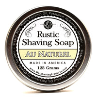 Au Naturel Rustic Shaving Soap - by Wet Shaving Products