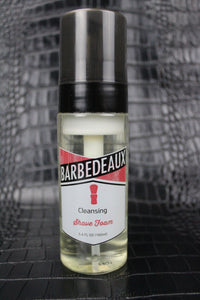 Barbedeaux Cleansing Shave Foam