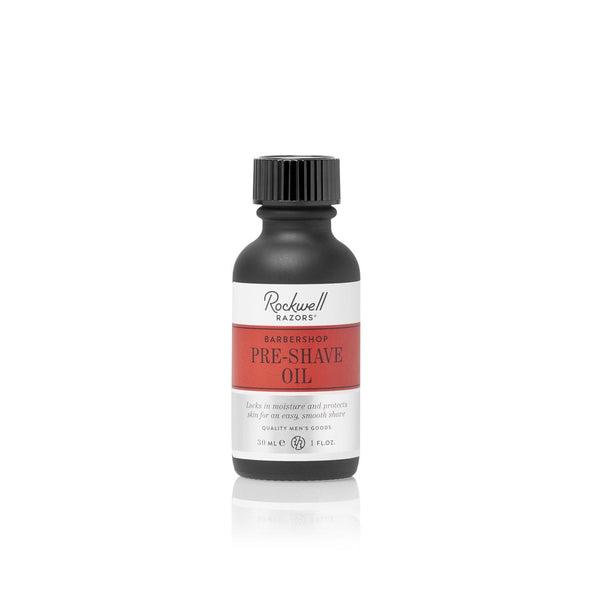 Rockwell Razors Barbershop Pre-Shave Oil (30ml)