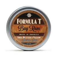Bay Rum Formula T Shaving Soap - by Wet Shaving Products