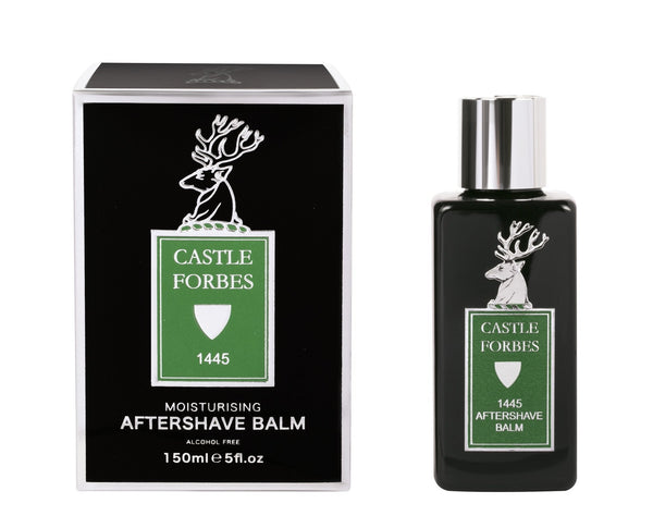 Castle Forbes 1445 Essential Oil Aftershave Balm (5oz)