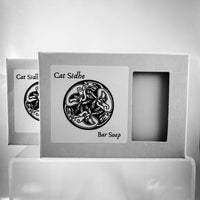 Cat Sidhe Bar Soap  (Two Bars - 4.5oz ea.)