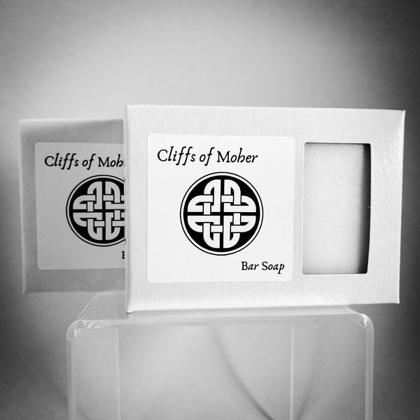 Cliffs of Moher Bar Soap  (Two Bars - 4.5oz ea.)