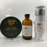 Bare Siero Shaving Soap, Splash, and Balm - by Wholly Kaw (Pre-Owned)