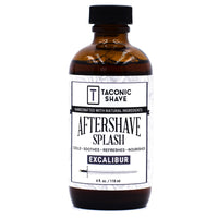 Excalibur Aftershave Splash - by Taconic Shave (4oz)